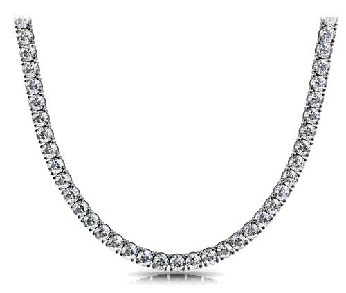 Riviera Diamond Necklace