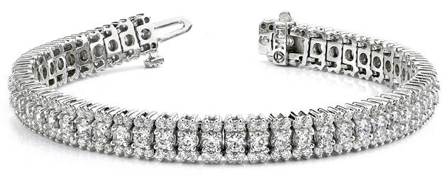 Red Carpet Diamond Bracelets