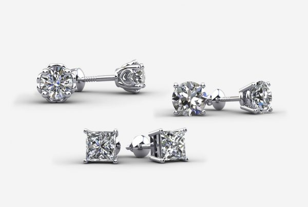 Anjolee Diamond Earrings