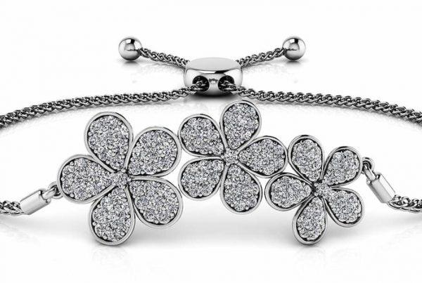 Anjolee Diamond Bracelet
