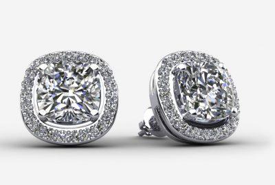 Anjolee Diamond Earrings