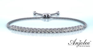 Adjustable Diamond Dreams Bracelet