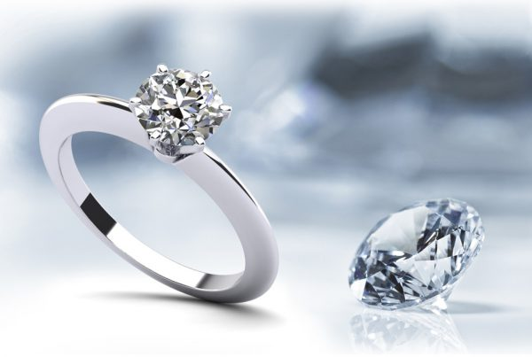 Anjolee Diamond Ring