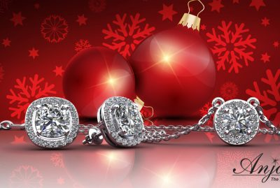 Diamond Jewelry... Arguably Santa's Best Stocking Stuffer