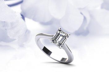 Anjolee Diamond Ring