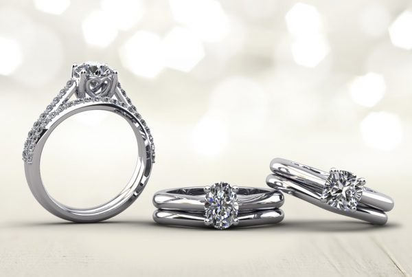 Anjolee Engagement Rings