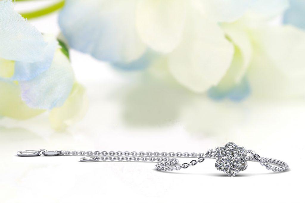 Anjolee Diamond Pendant