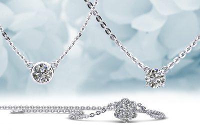 Anjolee Diamond Pendants