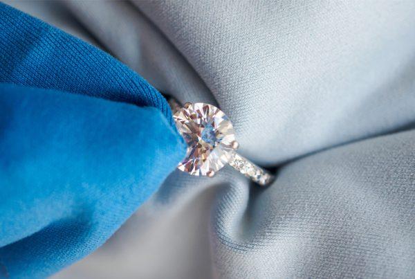 Caring For Fine Diamond Jewelry