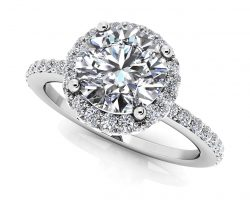 Anjolee Engagement Ring