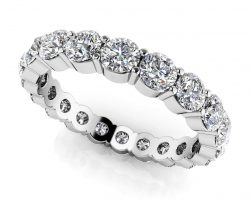 Eternally Yours Diamond Eternity Ring