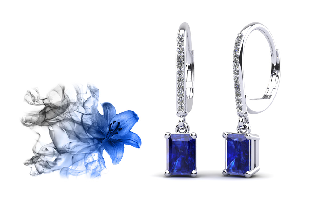 Anjolee Gemstone Earrings