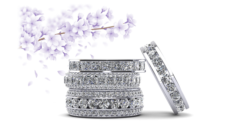 Channel Set Eternity Ring: Spotlighting This Beautiful Design