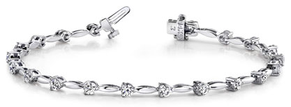 Anjolee Designer Diamond Bracelet